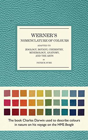 werners nomenclature of colors