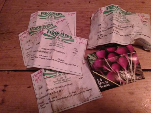 BATT 12 Seed Packets