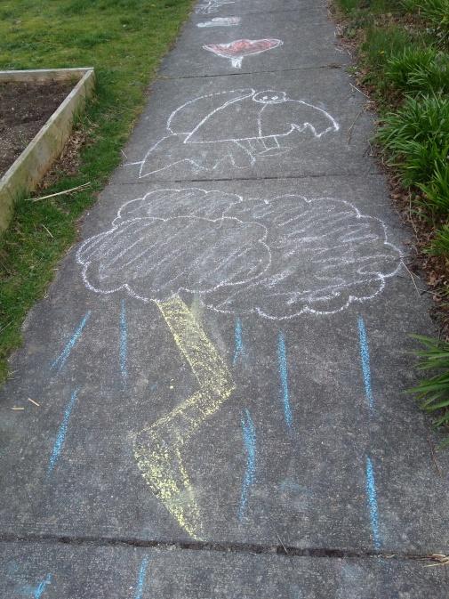 BATT 2 Chalk Lightning