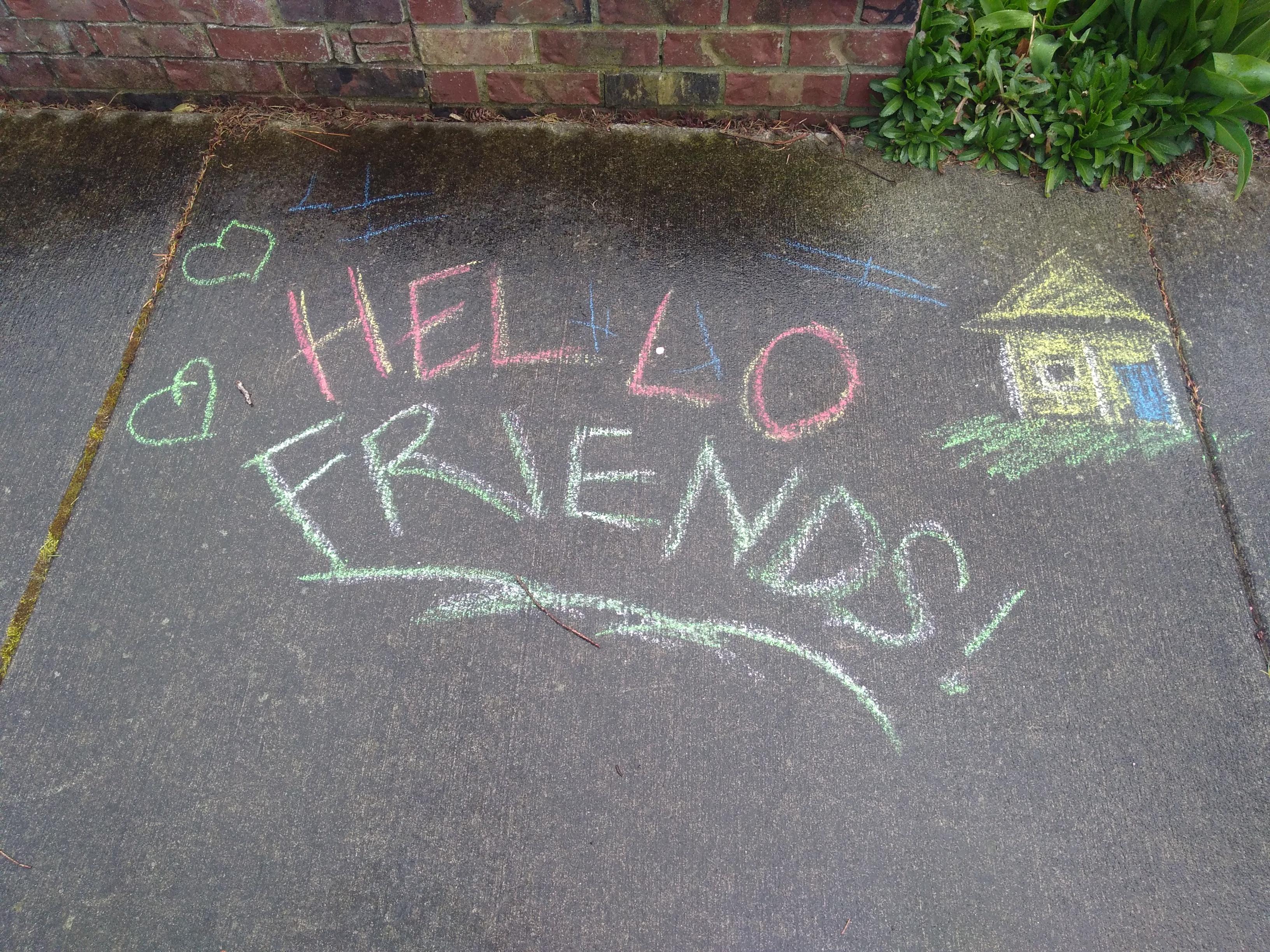 BATT Chalk Friends